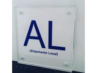 Placa Alojamento Local (Agora só 25,00€)